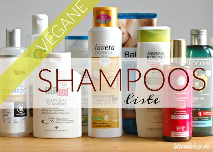 Shampoo ohne alkohol und glycerin