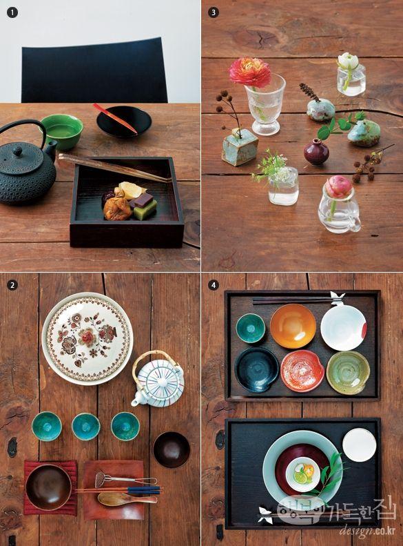 요리 연구가의 애지중지 그릇 | 하우징&데코 | 매거진 | 행복이가득한집
