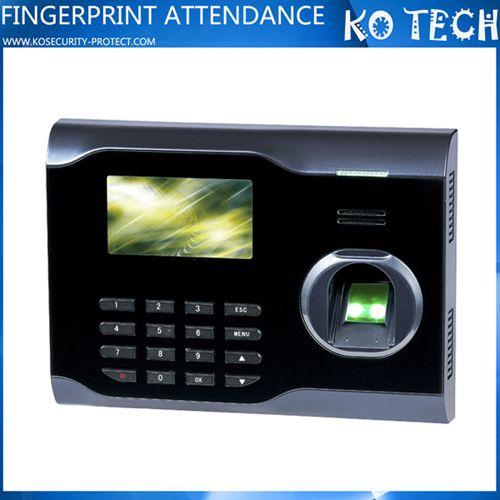 КО-U160 Высокая Производительность Отпечатков пальцев Посещаемость Времени Система