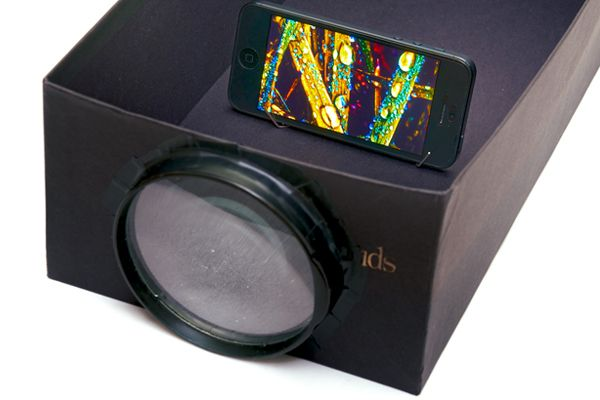 How to Turn Your Phone Into a DIY Photo Projector for $1 | Photojojo