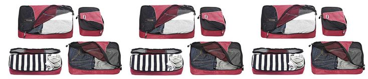 Packing cubes are the best thing you didn't know you needed for travel. Here are the best packing cubes. You need to get some ASAP.