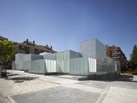 CMS - Centro Municipal de Salud Villaverde - Madrid, Spagna - 2010 - estudio.entresitio