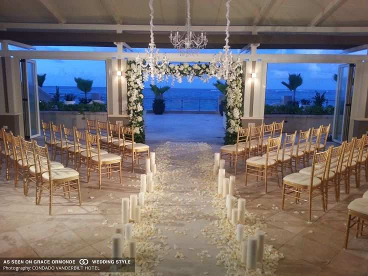 WOW! puerto rico wedding destination the condado vanderbilt hotel