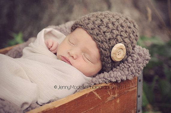 baby beanie- etsy: Baby Beanie Etsy, Art Idea, Etsy Babystuff, Dark Green, Etsy Baby Stuff, Baby Photography, Dark Blue, Baby Pregn Pics, Baby Showers