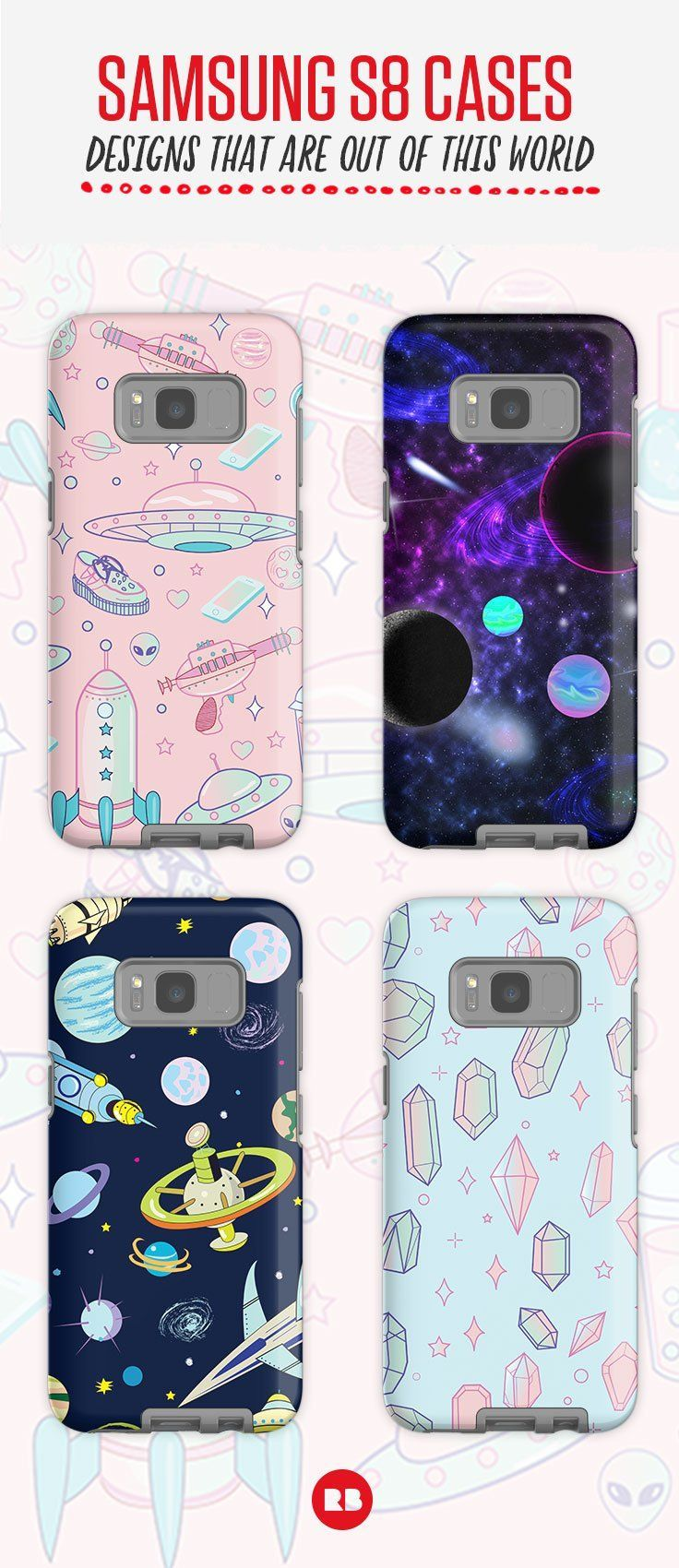 Out of this world Samsung cases designed by Lunaelizabeth. Find your thing.  #Ca…