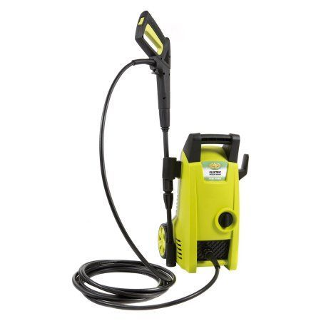 Sun Joe Pressure Joe 1450 PSI 1.45 GPM 11.5-Amp Electric Pressure Washer, SPX1000, Black