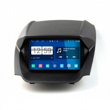 Autoradio Android Ford ECOsport Poste DVD GPS Android 4.4.4 USB Bluetooth écran tactile Mirrorlink AirPlay 4G IPOD Iphone TV