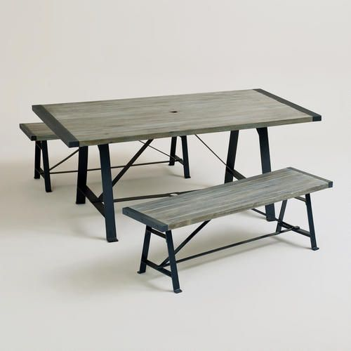 One Of My Favorite Discoveries At WorldMarket.com: Venice Outdoor Furniture  Collection