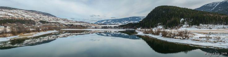 Sør-Fron Reflection by Sigurd Rage on 500px