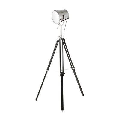 Dainolite Lighting 5553F-PC Tripod Spotlight Floor Lamp