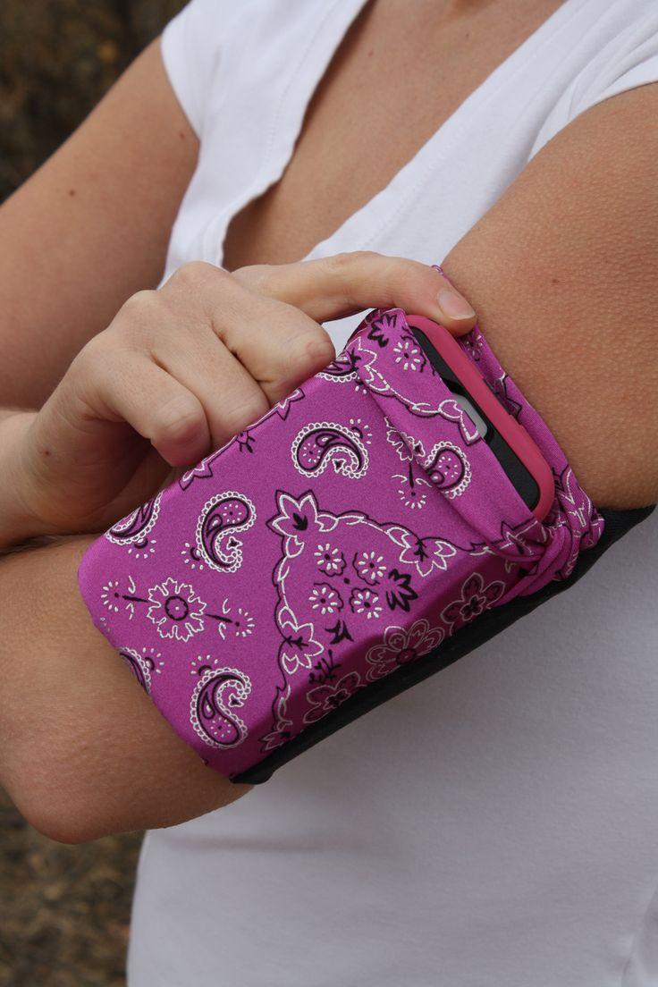 Bandana armband