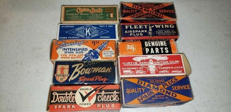 199 Lots Antiques Spark Plugs Puzzles Stamps Mtg Coast 2 Coast Auctions Spark Plug Plugs Spark