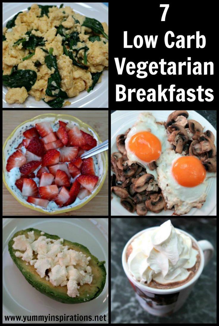 7 Keto Vegetarian Breakfast Recipes – A Week Of Ea…