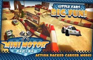 Mini Motor Racing Full v1.7.2.ipa