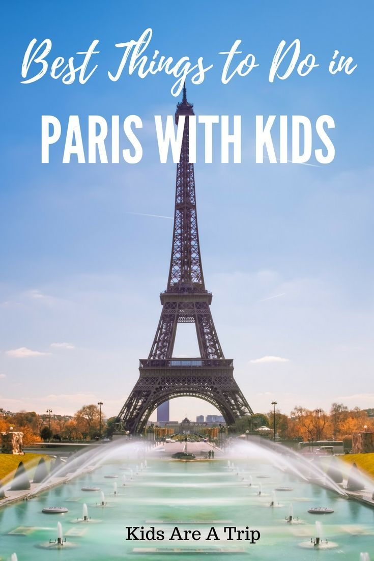If you're planning a family trip to the City of Light, it's easy to be overwhelmed. We have you covered with how to navigate the city, where to stay, and how to save time and skip the lines at all the major attractions. - Kids Are A Trip