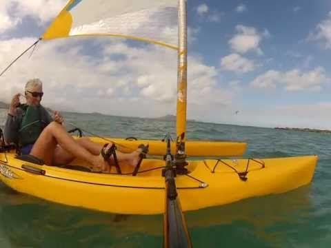 Hobie Tandem Island Sailing Lessons