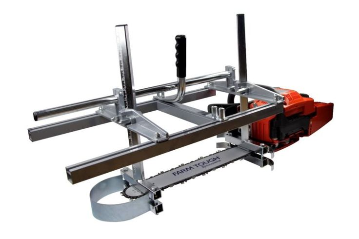"""Farmertec Portable Chainsaw mill 36"""" Inch Planking Milling Bar Size 14"""" to 36"""""""