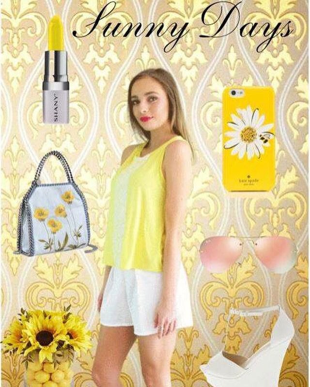 Autumn is here but the sun is staying! We love this gorgeous #LilikaDesigns polyvore set. Our gorgeous Adore sunny top goes beautifully with our Daisy white shorts! Shop now on sale store wide: www.lilikadesigns.com  #lilikadesigns #nz #nzdesigner #polyvore #summer #autumn #style #unique #trendsetter