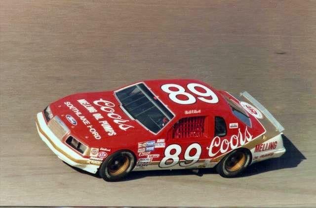 Bill Elliott 1987 Goody's 300 @ Daytona