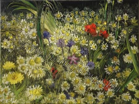 Gallery of Landscape Paintings: #HAPPY FLOWERS  Boldog virágok http://henigaleria.hu/en/kepek.php?album=Landscape%20Paintings&page=16