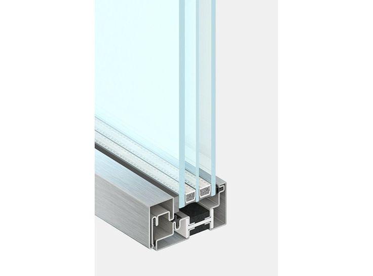 Lovely Thermal break window EBE Window SECCO SISTEMI