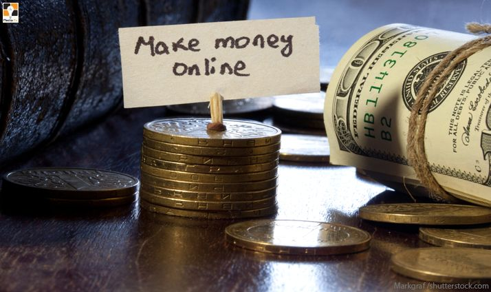 Make your money online easily.
