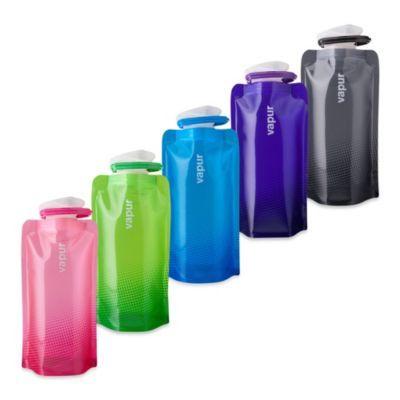 Vapur® Shades 0.5-Liter Foldable Water Bottle - BedBathandBeyond.com