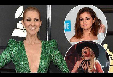Celine Dion, Britney Spears and Selena Gomez pen Pride letters