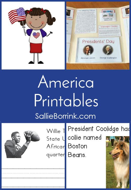 ... Martin Luther King, Jr. printables, Memorial Day printables