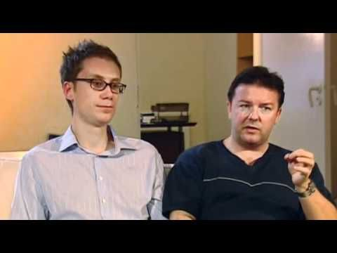Ricky Gervais - The Office - Behind the Scenes Documentary - http://lovestandup.com/ricky-gervais/ricky-gervais-the-office-behind-the-scenes-documentary/