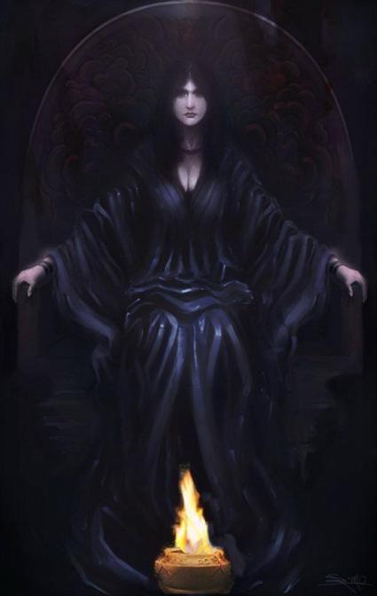 Lara, también llamada Lala (del griego habladora), es, en la mitología romana, el nombre de una náyade, hija del dios-río Almón y famosa tanto por su belleza como por su charlatanería. Ella también es madre y guardiana de los fantasmas, o Lares, que residen en el hogar y proteger a la familia.