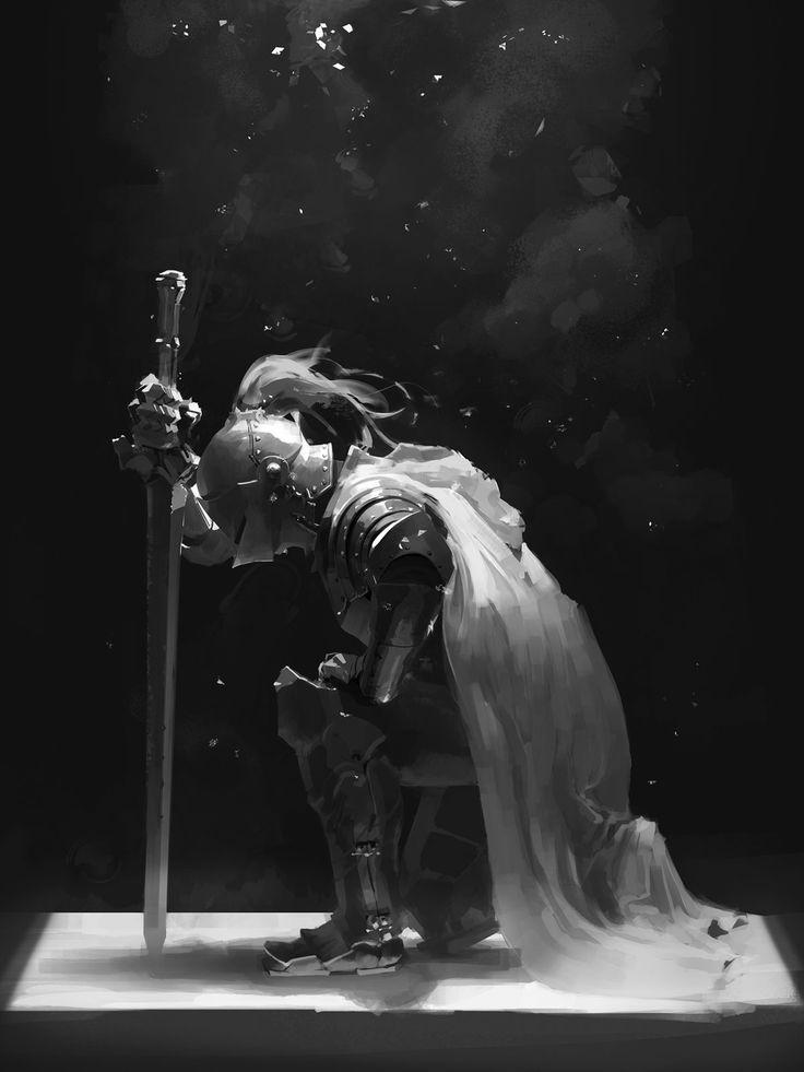 Silence, Mingchen Shen on ArtStation at https://www.artstation.com/artwork/silence-51e01cb3-2c22-4ca0-90ae-211549122bd0
