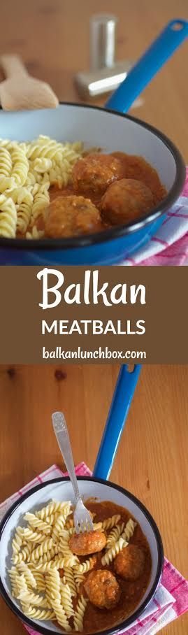 Balkan meatballs in red sauce recipe | Mediterranean meatballs | how to make Balkan meatballs from scratch | soft juicy meatballs recipe | how to make meatballs from scratch | meatballs and pasta in red sauce | perfect meatballs | tomato sauce and meatballs | meatballs in tomato sauce recipe | recipe for meatballs | quick recipe for meatballs | recept za ćufte ćuftete | brzi recept za ćuftete | lagane ćufte ćuftete | kako se prave ćufte
