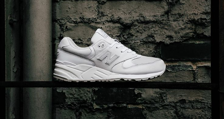 new balance ml999 all white