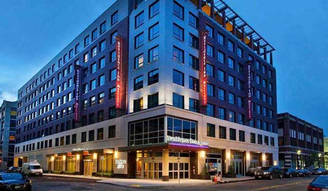 Residence Inn Boston Back Bay/Fenway Our stylish and modern all-suite hotel is conveniently located steps away from Fenway Park and is the closest extended stay hotel near Boston University and Northeastern University campus.    Truly... #Apartment #Hotel  #Travel #Backpackers #Accommodation #Budget