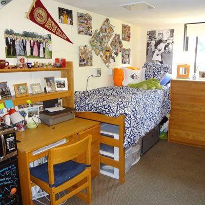Adorable Dorm Room Design Homesweetdorm Collegedorm