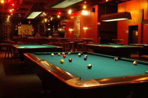 24 Best Pool And Billiard Halls 1950 And 1960s Images On