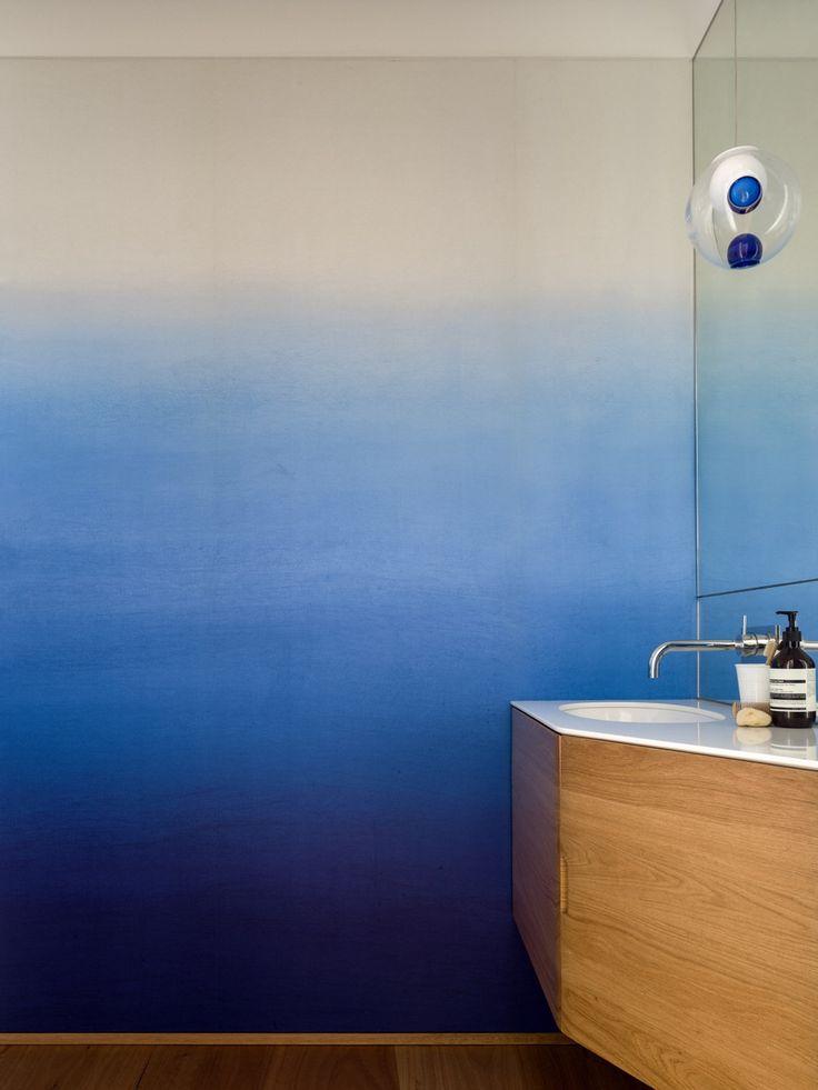INTERIORS Alwill Interiors ARCHITECTURE Alwill Design  #interiors #featurewall #bathroom #wood