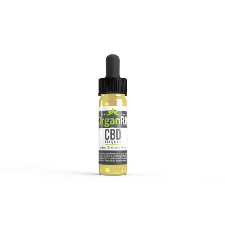 ORGANRX CBD E-liquid is a CBD Vape Liquid, which size is 10ml. ORGANRX CBD E-liquid, combine of organic and natural ingredients such as CBD, VG, Artificial Flavoring .The market price of this product only $104.99.