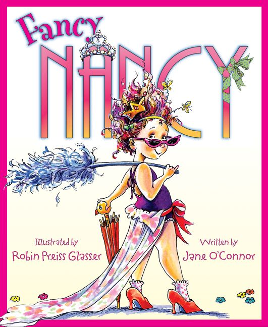 Official site of all things Fancy, by author Jane O'Connor
