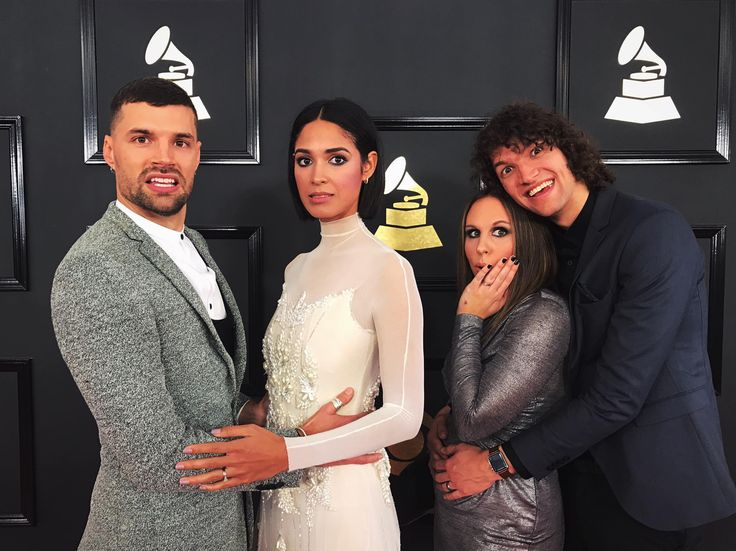 Joel, for King and Country, Grammy Awards Day 2/12/17 # ...