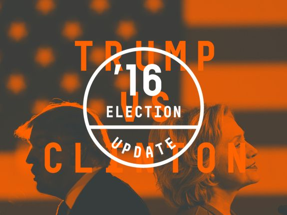 Election Update: Early Polls Suggest A Post-Debate Bounce For Clinton | FiveThirtyEight