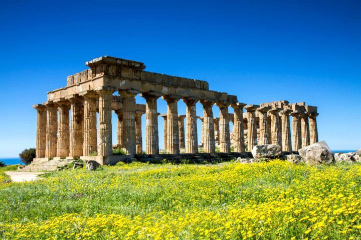 Step away from the beach for a day or two during your Sicily holidays and explore some of the incredible historical sites in Sicily.