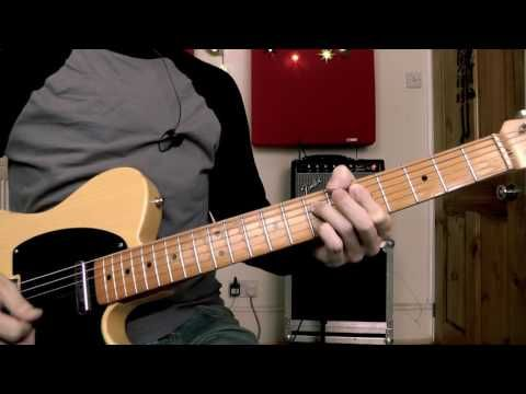 An Incredible Blues Solo From One Simple Lick | Guitar Lesson - YouTube