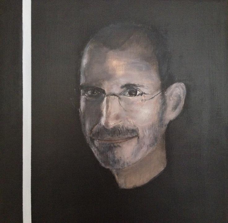 Steve Jobs - Apple co-founder  || Rui Oliveira || 2012
