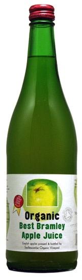Organic Best Bramley Apple Juice by Sedlescombe Organic Vineyard