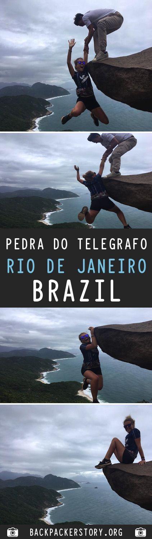 Pedra do Telegrafo – Rio De Janeiro, Brazil : Complete Guide