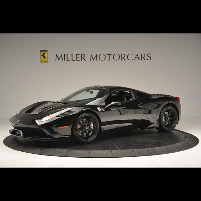 Cool Ferrari 458 - 2017 Beautiful black 2015 Ferrari 458 Speciale For sale by: Miller Motorcars Price: $... Check more at http://24car.gq/my-desires/ferrari-458-2017-beautiful-black-2015-ferrari-458-speciale-for-sale-by-miller-motorcars-price/
