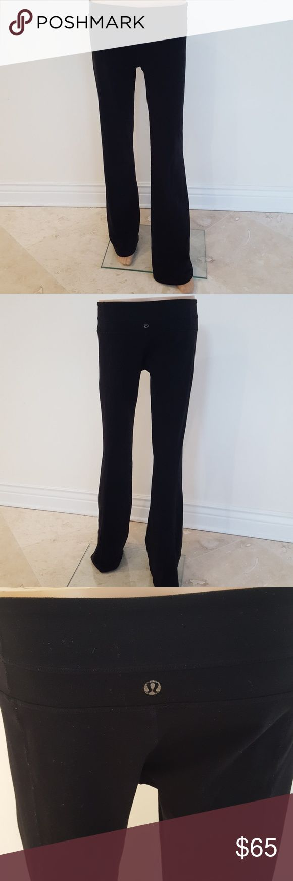 Lululemon pants 💥FREE SHIPPING💥 Lululemon active wear Gently Used  Free shipping! Take advantage of free shipping for other items in my closet by bundling with this listing! Please let me know before you purchase or bundle so I can apply the discount for shipping to this listing. Slight pilling but not too noticeable. 💥PRICE FIRM💥 lululemon athletica Pants Track Pants & Joggers