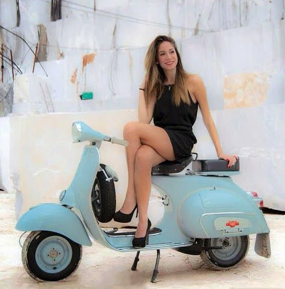 Top 25 Ideas About Vespa For Ever On Pinterest